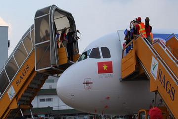 Sau gần 2 năm tại UPCoM, Phục vụ Mặt Đất Sài Gòn sẽ lên HOSE