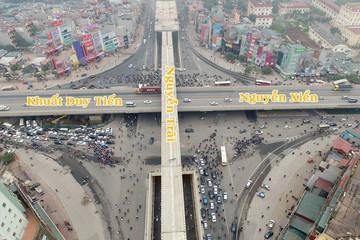 Đường Vành đai 3 Khuất Duy Tiến - Nguyễn Xiển được xây cao tối đa 50 tầng