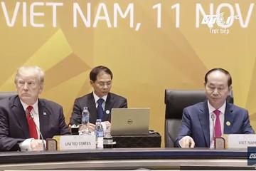 Chủ tịch nước Trần Đại Quang chủ trì Hội nghị 21 Lãnh đạo kinh tế APEC
