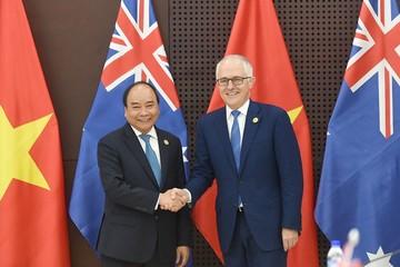 Việt Nam - Australia thống nhất sẽ nâng quan hệ lên Đối tác chiến lược
