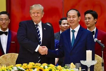 Tổng thống Trump: 'Việt Nam đã trở thành một điều kỳ diệu của thế giới'