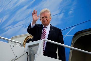 TT Trump chiều nay tới Hà Nội, bắt đầu chuyến thăm cấp Nhà nước VN