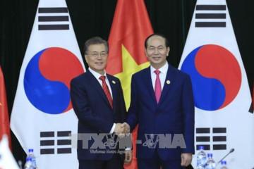 Tổng thống Hàn Quốc: Nhân dân Việt Nam sẽ đạt được 'Kỳ tích sông Mekong'