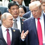 Không cần họp, Trump và Putin ký tuyên bố chung về Syria ngay bên lề APEC