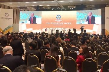 Những câu nói ấn tượng của doanh nhân thế giới khi dự APEC