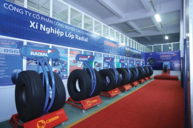 Trung Quốc sẽ xây nhà máy sản xuất lốp ở Việt Nam, nhóm DRC - CSM - SRC gặp khó?