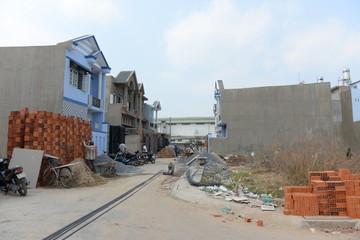 Đất huyện Bình Chánh, Củ Chi, Cần Giờ có thể tách thửa với diện tích tối thiểu 80m2