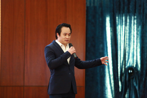 Ứng dụng đặt khách sạn của CEO 8x huy động 10 triệu USD