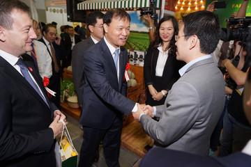 The PAN Group kể những câu chuyện thương hiệu Việt tại Triển lãm Foodexpo 2017