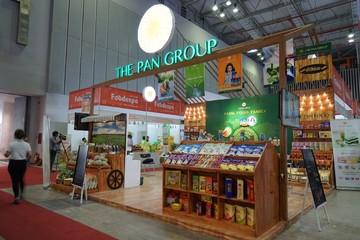 PAN Group cùng 450 doanh nghiệp tham gia triển lãm Vietnam Foodexpo 2017