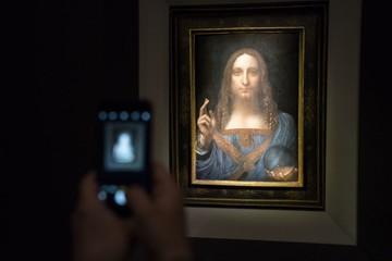 Tranh Da Vinci được đấu giá gần nửa tỷ USD, phá mọi kỷ lục