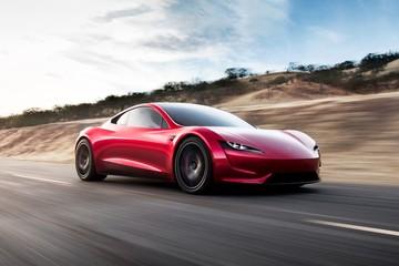 Tesla giới thiệu 'ô tô chạy nhanh nhất thế giới'