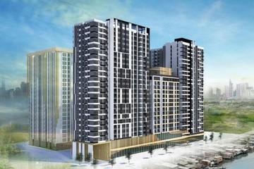 CapitaLand chi 38 triệu USD mua lại dự án 1,45ha tại Quận 4 TP.HCM