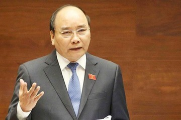 Lần đầu Thủ tướng nêu quan điểm về BOT trước Quốc hội