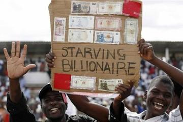 Soi gia tài hàng tỷ USD của Tổng thống Zimbabwe