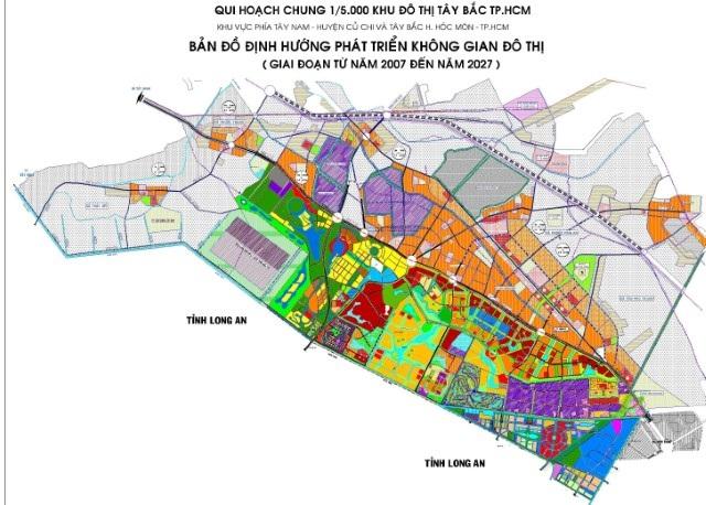 Chuẩn bị thêm phương án quy hoạch khu Tây Bắc Củ Chi theo hướng ít can thiệp khu dân cư hiện hữu