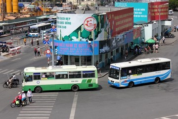 TP HCM đầu tư 970 xe buýt mới cho 11 doanh nghiệp, hợp tác xã