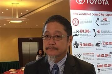 Tổng giám đốc Toyota Việt Nam: Áp dụng sớm mức giá ô tô năm 2018 không vì mục tiêu ngắn hạn