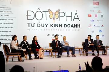 Vinamilk, Vietjet, FPT là tiêu điểm tại  Hội nghị Đầu tư 2017