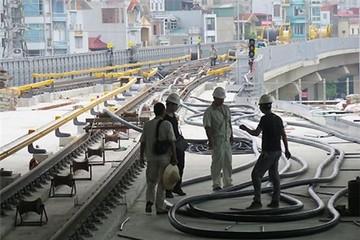 Dự án đường sắt Cát Linh - Hà Đông vướng vấn đề pháp lý khi vay Trung Quốc thêm gần 251 triệu USD