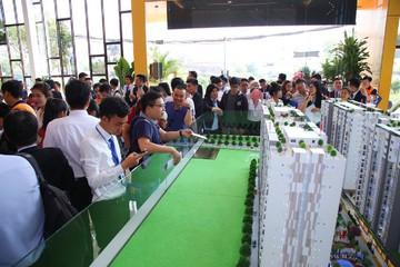 Bất động sản khu Đông Sài Gòn tiếp tục