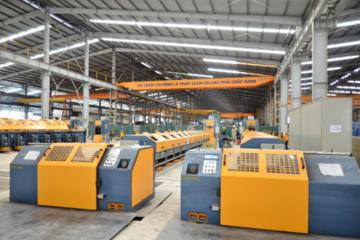 Hòa Phát đẩy mạnh chế biến sâu, tự sản xuất dây thép thay thế nhập khẩu