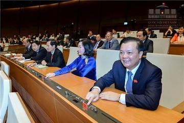 Quốc hội thông qua cơ chế chính sách đặc thù phát triển Tp.HCM