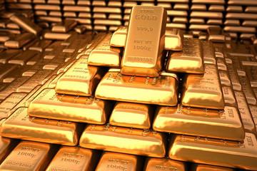Giá vàng giảm khi nhà đầu tư đồng loạt bán ra