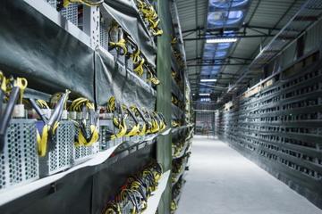 Các máy tính đào bitcoin 'ngốn' tương đương 24% lượng điện tiêu thụ của Việt Nam