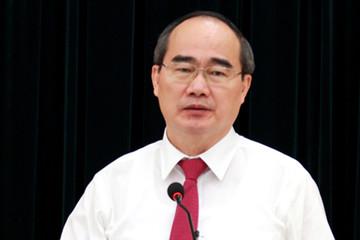 Ông Nguyễn Thiện Nhân: 'TP HCM sẽ tăng mức phạt giao thông, thuế thuốc lá'