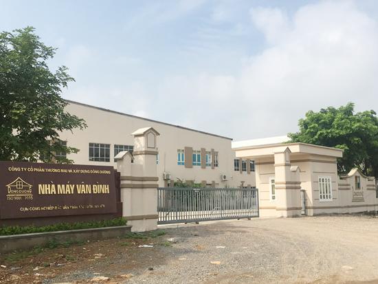 Hà Nội thành lập 6 cụm công nghiệp tại các huyện ngoại thành