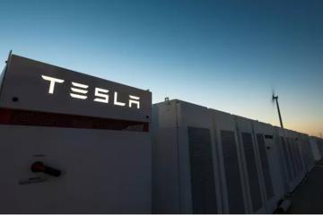 Tesla ra mắt pin lithium-ion lớn nhất thế giới