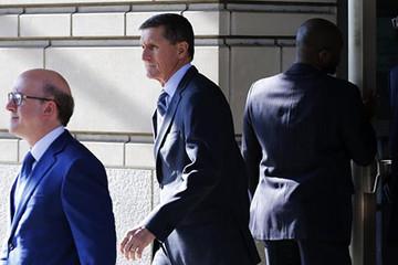 Cựu cố vấn an ninh của Trump thừa nhận khai gian với FBI