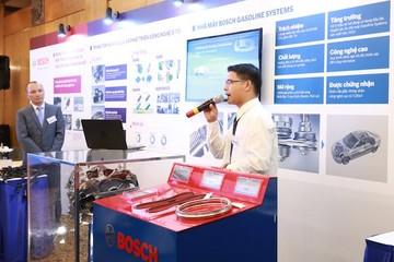 Bosch đầu tư thêm 69 triệu USD vào Việt Nam
