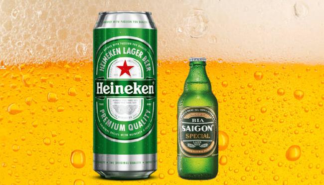 """""""Đánh bại"""" Sabeco cả về doanh thu lẫn lợi nhuận dù thị phần kém xa, Heineken mới thực sự là công ty thống trị thị trường bia Việt"""