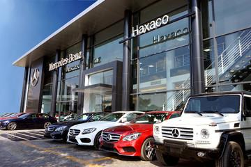 Doanh số HAX tăng gấp rưỡi, chiếm 1/3 thị phần Mercedes – Benz