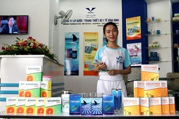 Điều ít biết về Bidiphar, doanh nghiệp sản xuất thuốc trị ung thư sắp niêm yết HOSE