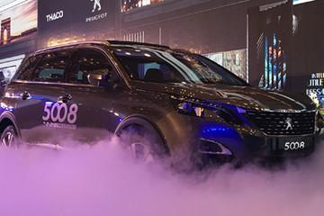 Peugeot 3008 giá 1,16 tỷ - đối thủ CX-5 và CR-V tại Việt Nam