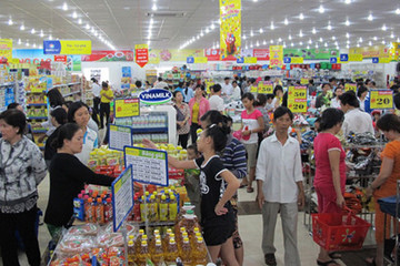 Bất chấp cạnh tranh của các tập đoàn đa quốc gia, DN Việt vẫn tăng trưởng tích cực