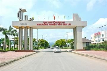 Điều chỉnh tổng thể quy hoạch chung xây Khu kinh tế mở Chu Lai