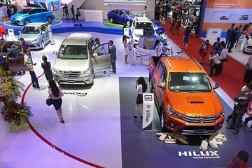 Ôtô Thái Lan, Indonesia tiếp tục thống trị thị trường xe nhập khẩu Việt Nam
