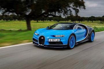 Với Bugatti, triệu hồi xe cũng cần có đẳng cấp