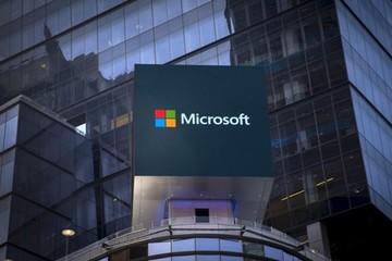 Microsoft sắp đạt giá trị 1.000 tỷ USD