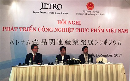 Doanh nghiệp Nhật Bản đang quan tâm hơn đến ngành công nghiệp thực phẩm Việt Nam