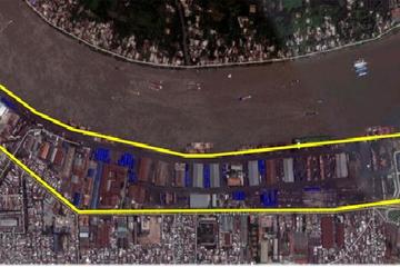 Hệ số giá đất cao nhất bồi thường Khu phức hợp Nhà Rồng – Khánh Hội là 4,68