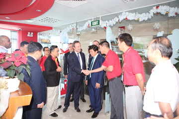 Chủ tịch tập đoàn Airbus tới Việt Nam