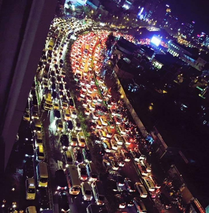 Đề án thu phí ô tô vào nội thành Sài Gòn của ITD chưa đủ cơ sở pháp lý
