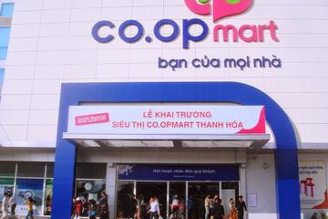 Saigon Co.op  muốn thoái 40,5 triệu cp SID, giảm sở hữu tại công ty quản lý siêu thị Co-opMart xuống 56,38%