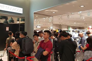 H&M lao đao vì doanh thu giảm, tính đóng nhiều cửa hàng