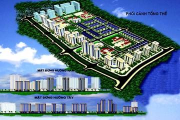 2.068 tỷ đồng đầu tư Khu đô thị mới Hoàng Văn Thụ